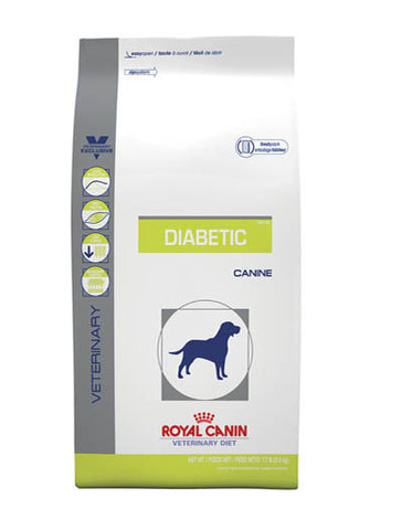 Croquetas Royal Canin Diabetic