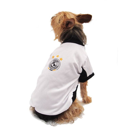 Playera Alemania Pet Pals