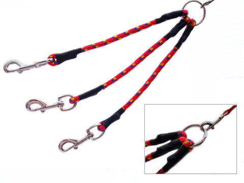 Conectores de 3 extensiones by Pet Pals