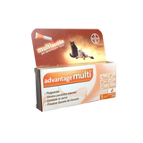 Pipeta Antipulgas Advantage Multi para Gato