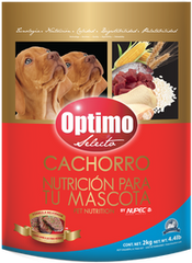 Optimo - Croquetas Optimo by NUPEC para Cachorro