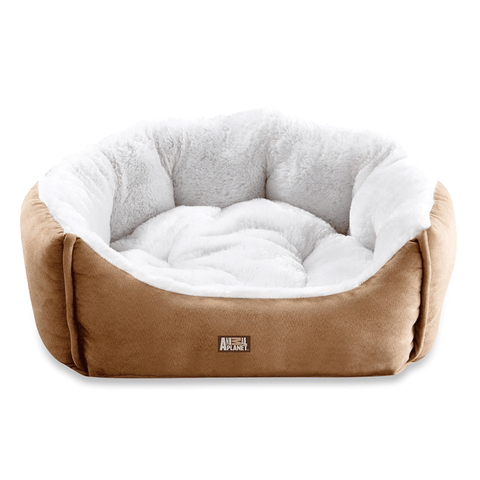 Cama Animal Planet Ultra Suede Pet Bed