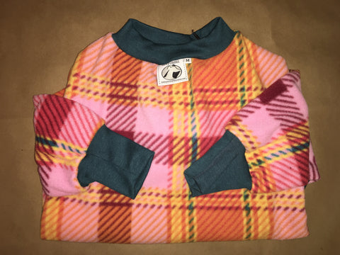 Savannah Pink Plaid Medium