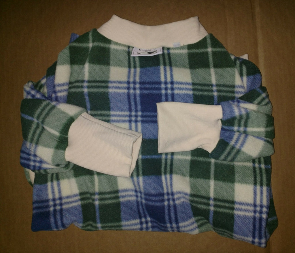 Cozy Plaid Large