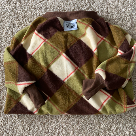 Gentleman's Plaid Large