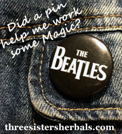 Did a Beatles pin work some Magic for my Business?