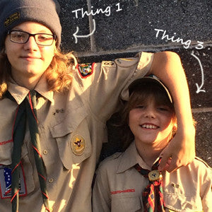 Why am I a Scout Mom?