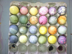 all natural easter egg coloring dye no toxic DIY