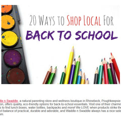 family friendly Hudson valley back to school feature