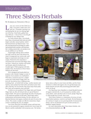 organic Hudson valley integrative medicine article feature