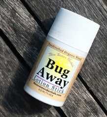 three sisters herbals bug away lotion stick