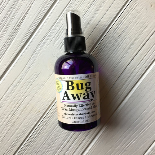 Bug Away All Natural Bug Spray