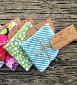 Cloth Wipes Eco-Friendly and Re-Useable 10-Pack