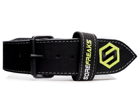 Green Prong belt