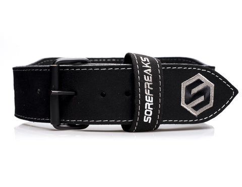 Grey Prong belt