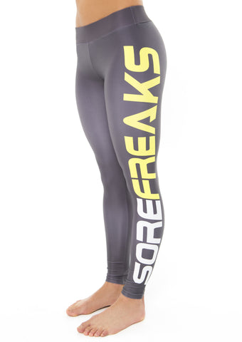 GREEN WOMEN SOREFREAKS LEGGINGS