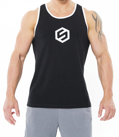 BLACK MEN SOREFREAKS TANK TOP