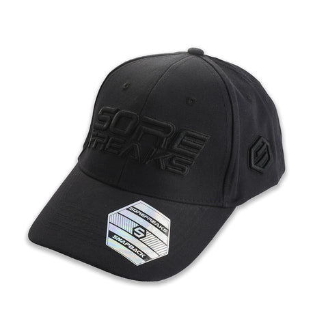 BLACK ON BLACK CLASSIC CAP