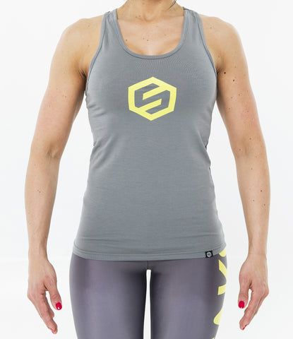 GREY WOMEN SOREFREAKS  TANKTOP
