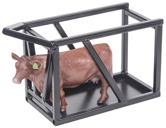 #00807 1/16 Show Cattle Clipping Chute