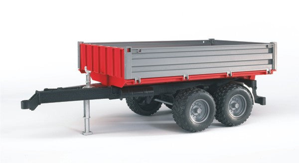 #02019 1/16 Tipping Trailer