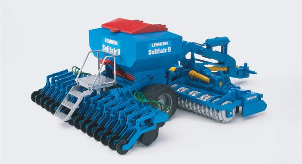 #02026 1/16 Lemken Solitair 9 Sowing Combination