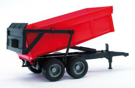 #02211 1/16 Red Tipping Trailer