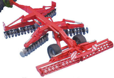 #02217 1/16 Kuhn Discover XL Disc Harrow