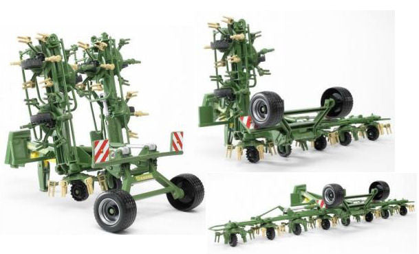 #02224 1/16 Krone KWT 8.82/8 Trailed Rotary Tedder