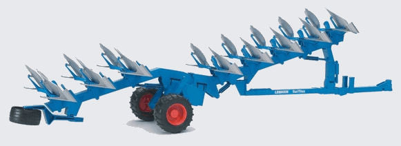 #02250 1/16 Lemken Vari-Titan Semi-Mounted Reversible Plow