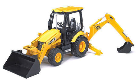 #02427 1/16 JCB Midi CX Loader Backhoe
