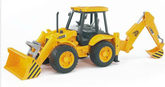 #02428 1/16 JCB Backhoe Loader
