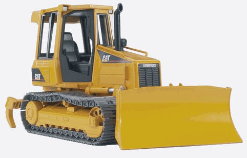 #02444 1/16 Caterpillar Track-Type Tractor