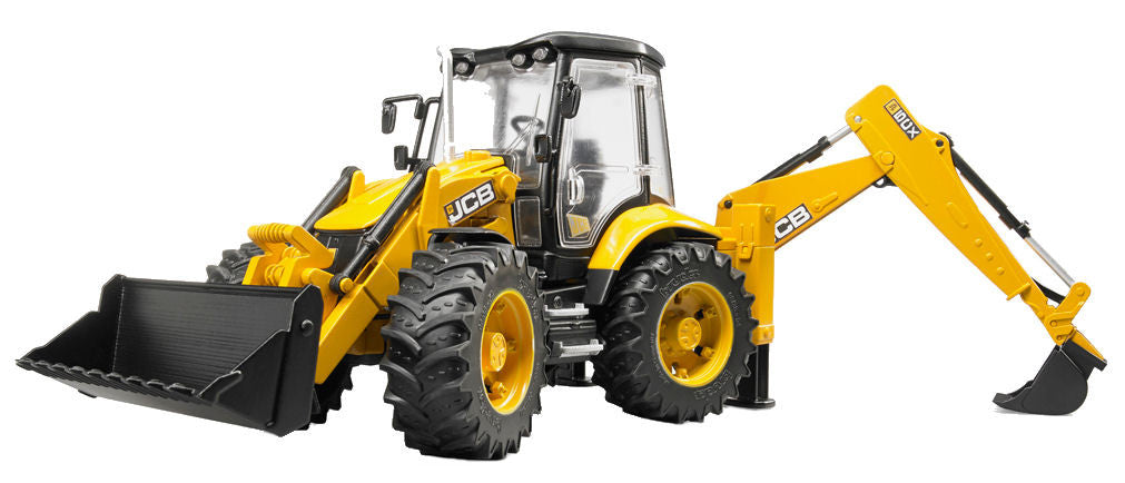#02454 1/16 JCB 5CX eco Backhoe Loader