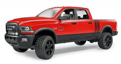 #02500 1/16 Dodge Ram 2500 Power Wagon Pickup