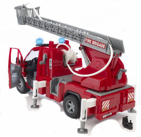 #02532 1/16 Mercedes Benz Sprinter Fire Truck