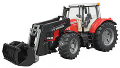 #03047 1/16 Massey Ferguson 7624 Tractor with Loader