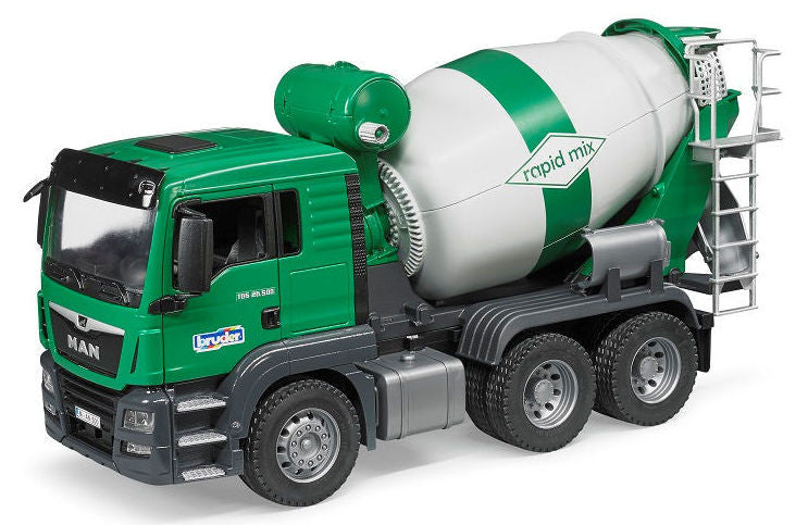 #03710 1/16 MAN TGS Cement Mixer Truck