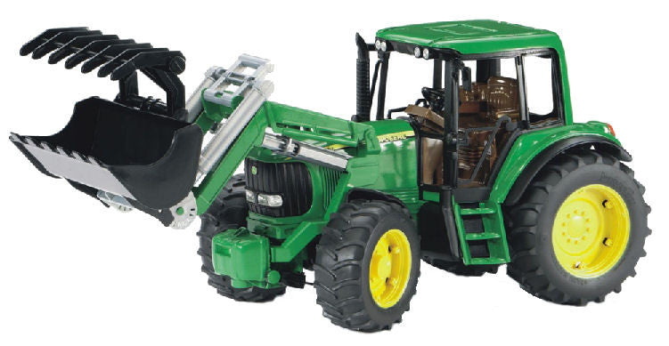 #09802 1/16 John Deere 6920 Tractor with Loader