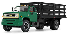 #10-4219 1/34 Green 1970s Chevy C65 Stake Truck