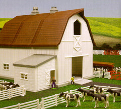 #12279 1/64 Dairy Barn Set