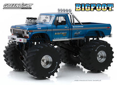 "#13541 1/18 Bigfoot #1 1974 Ford F-250 Monster Truck with 66"" Tires"