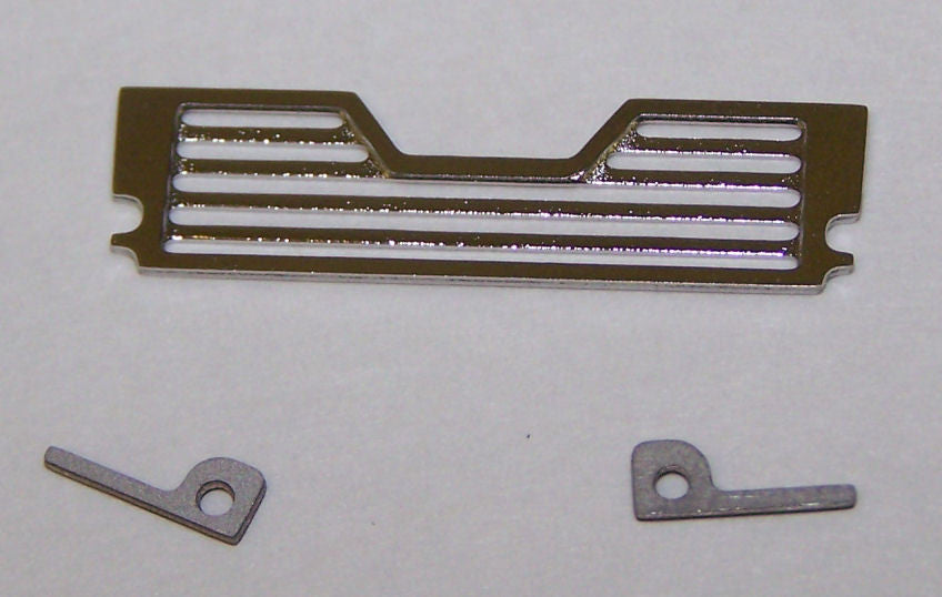#140C 1/64 Chrome Gooseneck Tailgate, Operating