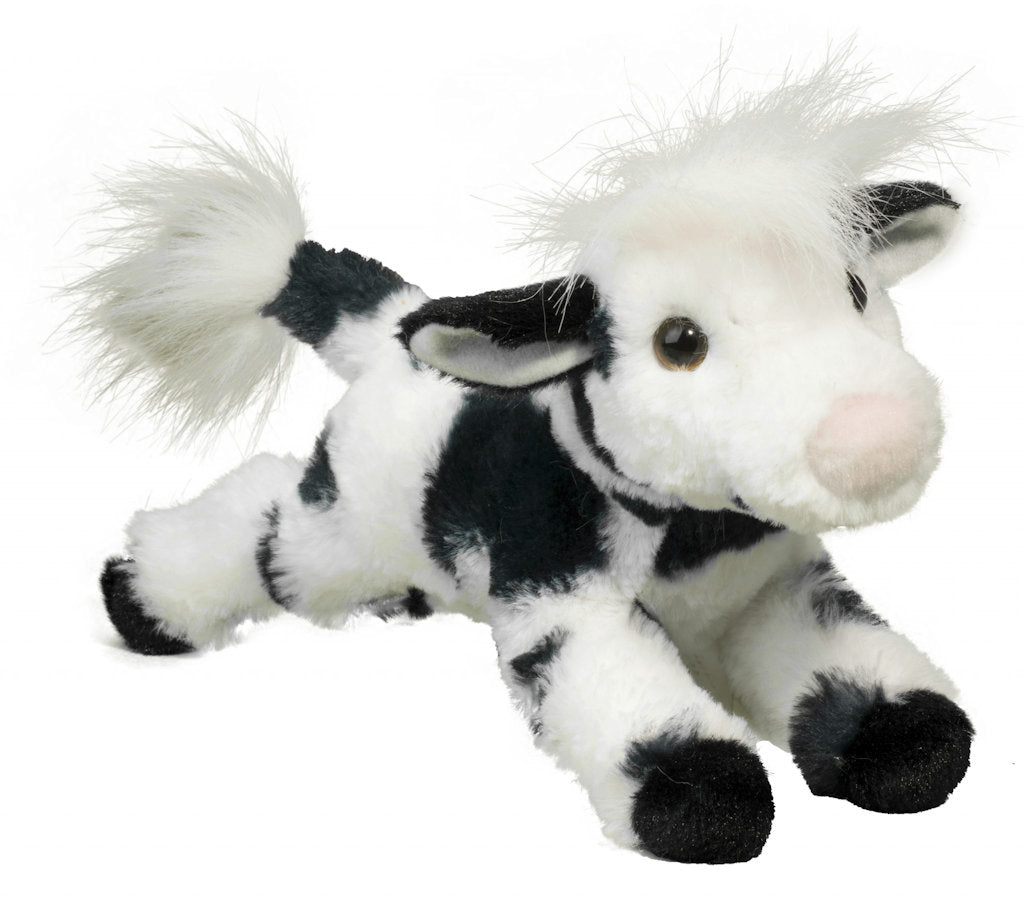 #1552D Plush Betsy Holstein Cow