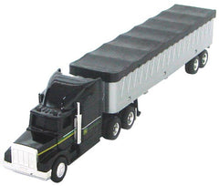 #15978 1/64 John Deere Peterbilt with Grain Trailer