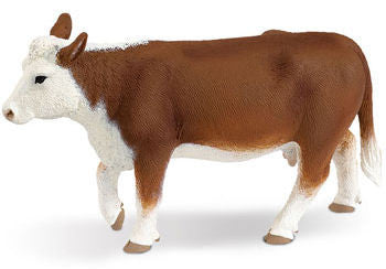 #160029 1/20 Hereford Cow