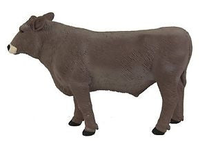 #161329 1/20 Brown Swiss Bull
