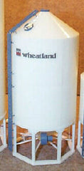 #1620W 1/64 Wheatland Model 1620 Hopper Bottom Grain Bin Kit