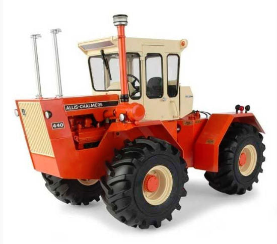 #16327 1/16 Allis-Chalmers 440 4WD Tractor, Toy Farmer 40th Anniversary Edition