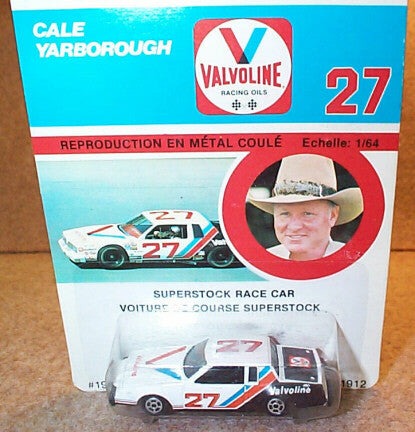 #1943 1/64 Cale Yarborough Valvoline 27 Race Car